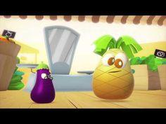 A table les enfants ! - L'aubergine- Episode en entier - Exclusivité Disney Junior ! - YouTube
