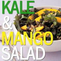 Do you massage your kale? It works wonders in Aarti's salad!