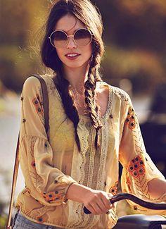 vestidos hippies chic 2015 - Buscar con Google