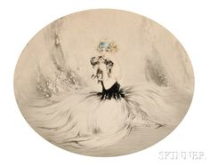 Louis Icart (French, 1888-1950) New Friends | Sale Number 2655B, Lot Number 73 | Skinner Auctioneers