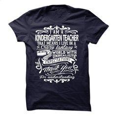 i am a KINDERGARTEN TEACHER Thank you for understandin T Shirts, Hoodies, Sweatshirts - #hooded sweatshirts #full zip hoodie. SIMILAR ITEMS => https://www.sunfrog.com/LifeStyle/i-am-a-KINDERGARTEN-TEACHER-Thank-you-for-understanding.html?60505