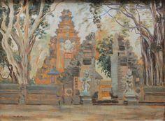 Czeslaw Mystkowski - Pura di Bali