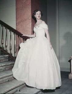 Queen Margrethe II of Denmark - 18th Birthday