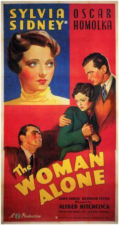 Sabotage (The Woman Alone)/ Sabotaje (La mujer solitaria) (1936)