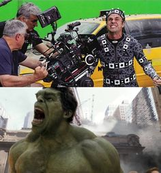 Side-by-Side Comparisons Reveal The Magic of Motion Capture