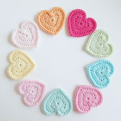 @ Frederika Creates: Free heart pattern download in English and Dutch