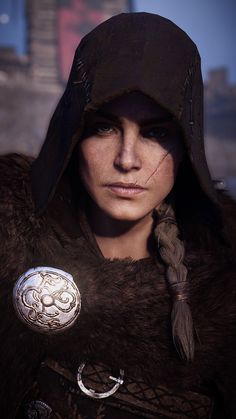 Assassins Creed Female, Assassins Creed Odyssey, Dnd 5, Medieval Fantasy, Great Videos, Fantasy Characters, Character Inspiration, Video Games, Fan Art