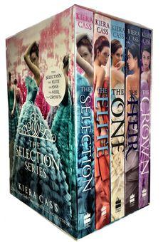 The whole Selection series, uk pb box set