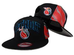 RSS Product Feed    Wholesale - Detroit Pistons Snapback Black Hats Caps  New Era 46be73a724e9