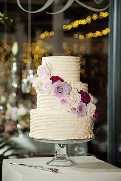 Buttercream cake wit