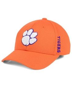 Top of the World Clemson Tigers Booster Cap - Orange S/M