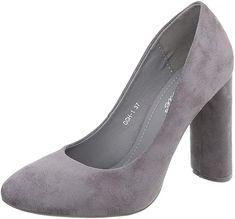 Hübsch, gerne wieder  Schuhe & Handtaschen, Schuhe, Damen, Pumps High Heel Pumps, Heeled Mules, Peeps, Peep Toe, Shoes, Design, Fashion, Paragraph, Handbags
