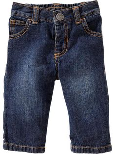 Old Navy | Dark-Wash Skinny Jeans for Baby