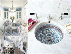 10 Enchanting Porcelain Inspired Home Decor Ideas a