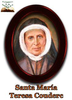 Leamos la BIBLIA: Santa María Teresa Couderc