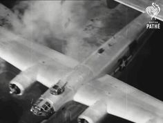 B-24 being shot down by anti-aircraft fire - Imgur