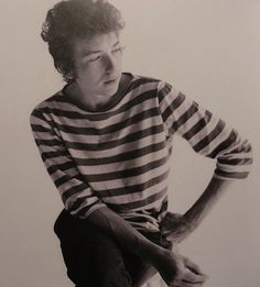 Bob Dylan certainly influenced the style many male singer songwriter folk guitar wannabe