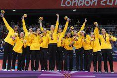 Volei feminino do Brasil - Londres 2012
