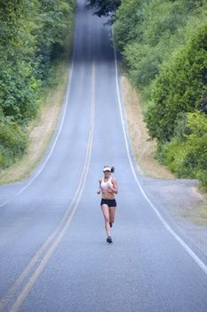 Best Tips for Running Hills | Fit Girl. Happy Girl.  Since I have to do them, I might as well be efficient!