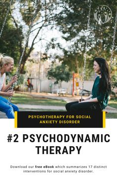 Psychodynamic Psychotherapy, Avoidant Personality, Cognitive Behavior, Social Anxiety Disorder, Behavioral Therapy, Experiential, Free Ebooks, Disorders, Link