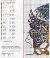 "Gallery.ru / irisha-ira - Альбом ""Петухи"" Needlework, Map, Embroidery, Jewellery, Crafts, House, Cross Stitch, Dots, Dressmaking"