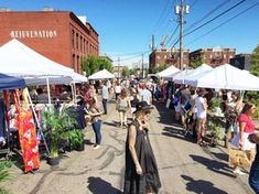 Located at Rejuvenation and Jacobsen Salt Co. on SE 6th ave. and Salmon st, the market has indoor and outdoor areas where you'll find find clothes, decor, crafts, food carts, and more.