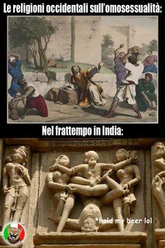 Religioni e omosessualità
