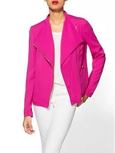 Calvin Klein Moto Jacket | Piperlime | 139.50$