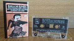 BAILA MI RUMBA. VARIOS ARTISTAS. MC / HORUS - 1994 / BUENA CALIDAD.