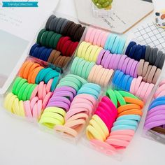Material: Spandex Gender: WOMEN Department Name: Adult Type: Elastic Hair Bands Style: Fashion Pattern Type: Solid Model Number: elastic hair bands Women: hair bands Hair Scrunchies: Elastic Hair Bands Hair Accessories: Women hair bands Colorful: Girls hair bands Ponytail: Black hair bands Cute: Colorful hair bands Girls: Headbands Elastic: Women Hairbands Rubber: Hair Ties Black Hair Band, Hair Band For Girl, Girl Hair, Hair Rubber Bands, Elastic Hair Bands, Texas Hair, Tie Headband, Princess Hairstyles, Hair Rings