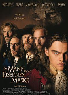 Poster zum Film: Mann in der eisernen Maske, Der