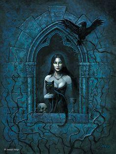 Superstition by Joseph Vargo