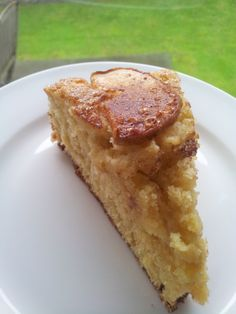 Apple Yogurt Tea Cake