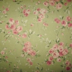 Just Too Cute Flower Fabric