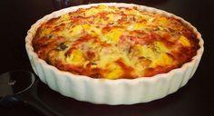 Vaihtelua pizzaperjantaihin! No Salt Recipes, Vegan Recipes, Cooking Recipes, Good Food, Yummy Food, Savoury Baking, Savory Snacks, No Bake Cake, Street Food