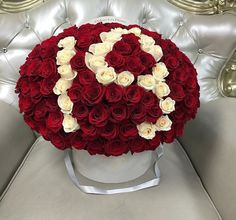 Birthday present idea! Advance Birthday Wishes, Birthday Wishes For Myself, Flower Boxes, My Flower, Million Roses, Red Acrylic Nails, Love Letters, Birthday Presents, Raspberry