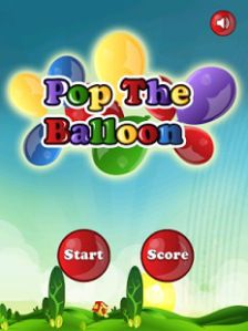 Are you Interested to play Android Games- We provide Pop the Balloon Game for interesting users who loves to play challenging games, So don't miss chance to play this exigent game. you can free download pop the balloon games play store or direct : http://bit.ly/1ke58y2