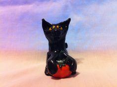 Fay the Black Cat. $7.00, via Etsy.