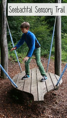 Backyard Playground, Backyard For Kids, Outdoor Learning Spaces, Play Spaces, Fitness Trail, Outdoor Centre, Tree House Plans, Sensory Garden, Outdoor Classroom