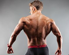 Physique Workout of the Week: Vertical Back & Calves