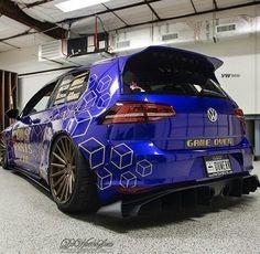Autotuning - New Ideas Golf 7 Gti, Vw Golf R, Volkswagen Golf, Auto Jeep, Vw Motorsport, Gti Mk7, Good Looking Cars, Vw Cars, Sweet Cars