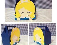 Caixinha Box Alice