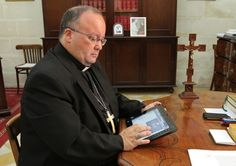 bishop Scicluna on twitter