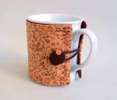 Mug Rug e Capinha para caneca