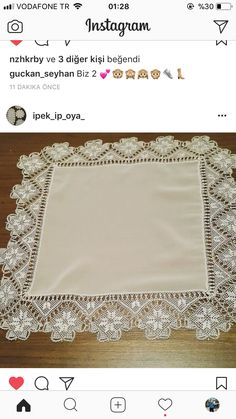 This Pin was discovered by Sab Crochet Hammock, Flower Embroidery Designs, Bed Runner, Bed Sheets, Save Yourself, Knots, Knitting, Crafts, Instagram