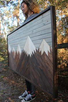 questions to take into consideration regarding no-fuss Awesome Woodworking Outdoor How To Make techniques Reclaimed Wood Wall Art, Wooden Wall Art, Diy Wall Art, Wood Art, Wooden Diy, Wood Shop Projects, Woodworking Projects Diy, Furniture Projects, Woodworking Plans