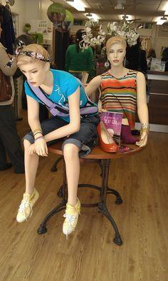 #dress like #beatgirl #movie #stars! go to @oxfam ireland! #charity