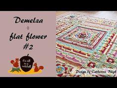 Demelza Part 3 - Flat Flower #2 - YouTube