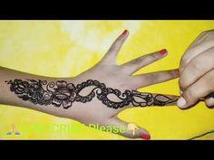 Simple and aasy Mehndi Design||Best Casual Mehndi Design || Beautiful and Stylish || Mehndi Designer - YouTube Mehndi Designs For Kids, Simple Arabic Mehndi Designs, Hand Mehndi, Henna, Tattoos, Tatuajes, Tattoo, Hennas, Japanese Tattoos