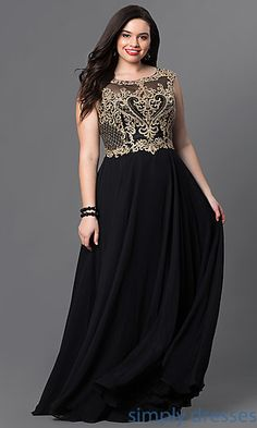 Plus Size Long Sleeve Prom Dresses in Charlotte NC